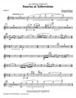 Sunrise At Yellowstone - Flute 1 Sheet Music