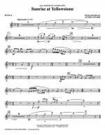 Sunrise At Yellowstone - Flute 2 Sheet Music