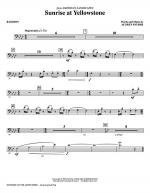 Sunrise At Yellowstone - Bassoon Sheet Music