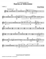 Sunrise At Yellowstone - F Horn 1,2 Sheet Music