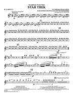 Symphonic Suite from Star Trek - Bb Clarinet 1 Sheet Music