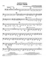 Symphonic Suite from Star Trek - Tuba Sheet Music