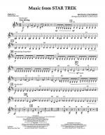 Music from Star Trek - Violin 3 (Viola T.C.) Sheet Music