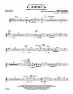 O, America - Percussion 2 Sheet Music