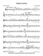 Three Noels - Eb Alto Saxophone Sheet Music