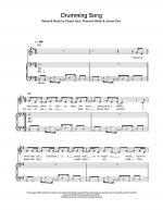 Drumming Song Sheet Music