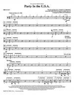 Party In The USA - Drum Set Sheet Music