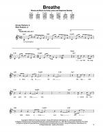 Breathe Sheet Music