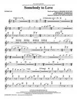 Somebody To Love - Tenor Sax Sheet Music