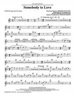 Somebody To Love - Alto Sax (sub. Tenor Sax) Sheet Music