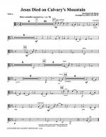 Jesus Died On Calvary's Mountain - Viola Sheet Music
