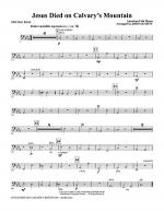 Jesus Died On Calvary's Mountain - Double Bass Sheet Music