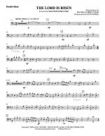 The Lord Is Risen - Double Bass Sheet Music