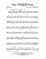 What A Wonderful World - Bass Sheet Music
