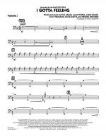 I Gotta Feeling - Trombone 1 Sheet Music