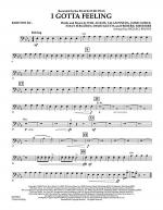 I Gotta Feeling - Baritone B.C. Sheet Music