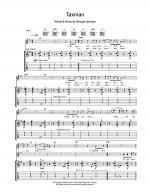Taxman Sheet Music