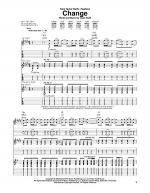 Change Sheet Music