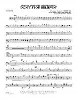 Don't Stop Believin' - Trombone Sheet Music
