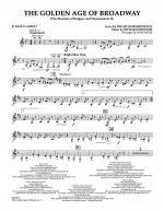 The Golden Age Of Broadway - Bb Bass Clarinet Sheet Music