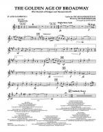 The Golden Age Of Broadway - Eb Alto Saxophone 1 Sheet Music