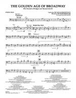 The Golden Age Of Broadway - String Bass Sheet Music