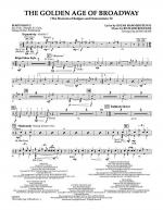 The Golden Age Of Broadway - Percussion 2 Sheet Music