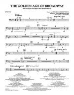 The Golden Age Of Broadway - Timpani Sheet Music