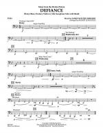 Music from Defiance - Tuba Sheet Music