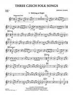 Three Czech Folk Songs - Pt.1 - Violin Sheet Music