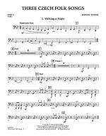 Three Czech Folk Songs - Pt.5 - Tuba Sheet Music