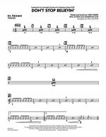 Don't Stop Believin' - Aux Percussion Sheet Music