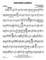 God Bless America - Trombone 3 Sheet Music