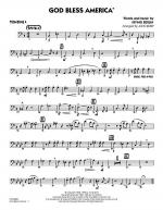 God Bless America - Trombone 4 Sheet Music