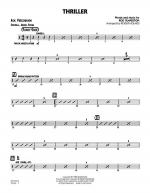 Thriller - Aux Percussion Sheet Music