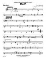 Spain - Trumpet 1 Sheet Music