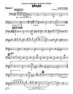 Spain - Trombone 4 Sheet Music