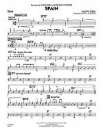 Spain - Drums Sheet Music