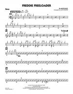 Freddie Freeloader - Drums Sheet Music