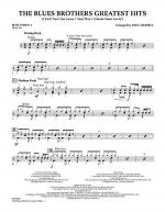 The Blues Brothers Greatest Hits - Percussion 1 Sheet Music
