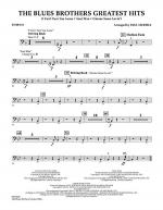The Blues Brothers Greatest Hits - Timpani Sheet Music