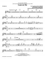Lean On Me - Bb Tenor Saxophone Sheet Music