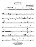 Lean On Me - Trombone Sheet Music