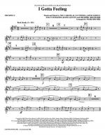 I Gotta Feeling - Trumpet 2 Sheet Music