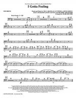 I Gotta Feeling - Trombone Sheet Music