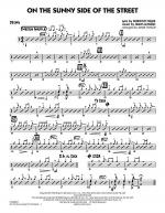 On The Sunny Side Of The Street - Drums Sheet Music