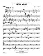 In The Mood (The Tonight Show version) - Drums Sheet Music