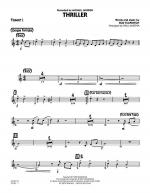Thriller - Trumpet 1 Sheet Music