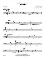 Thriller - Trombone 3 Sheet Music