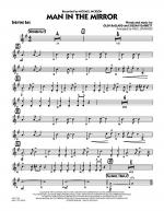 Man In The Mirror - Baritone Sax Sheet Music